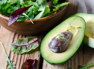 Abacate para acelerar o metabolismo