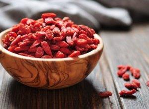 Goji Berries para acelerar o metabolismo