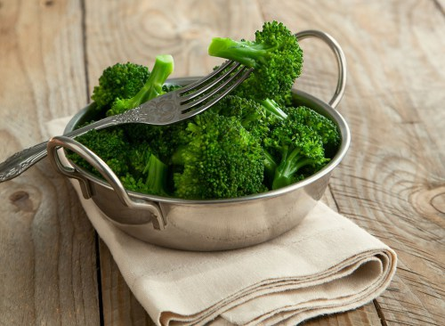 Brócolis para acelerar o metabolismo